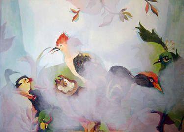 Journey of the Birds