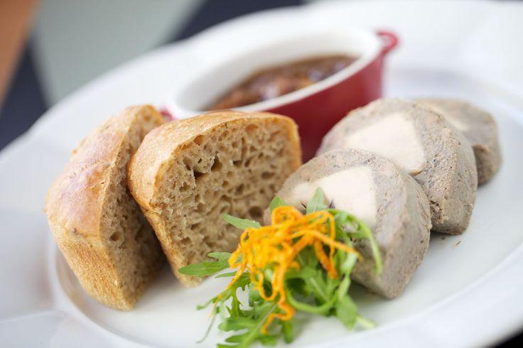 Paštika Foie gras