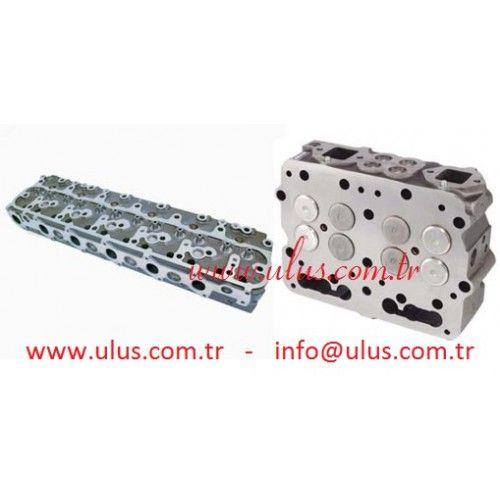 6754-11-1210 Cylinder head Komatsu, SAA6D107E engine