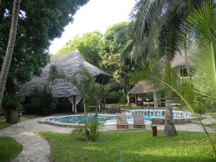 The Top Ten Luxury Hotels In Kenya #9 - Kilili Baharini Resort & Sp, Malindi, Kenya