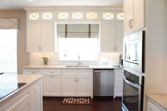 Classic... with a twist: My COMPLETED Kitchen Remodel! Before and After-