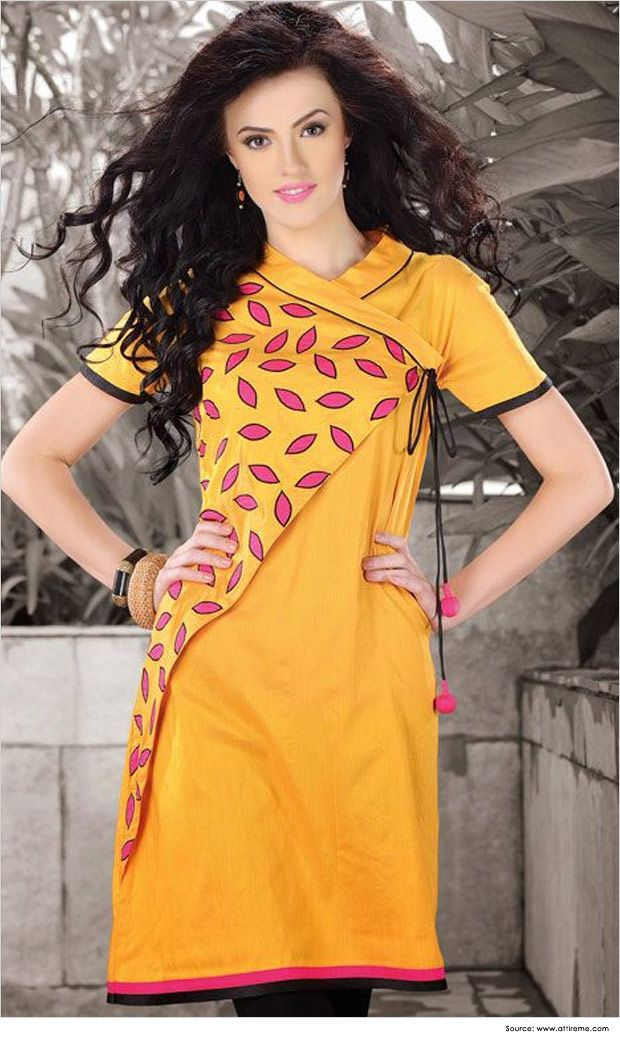 Top 7 Neck Designs For Kurti | Kurti Neck Designs