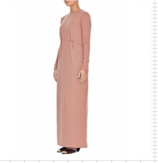 Купить товарАрабо стиль женщины в абая платье сплошной цвет исламская женщины мусульманский абая платье дубай длинная платье в категории Мусульманская одеждана AliExpress.  Бесплатная доставка 2013 Новая мода арабского стиля женщин Абая платье одеяние исламской мусульманских женщин Абая араб