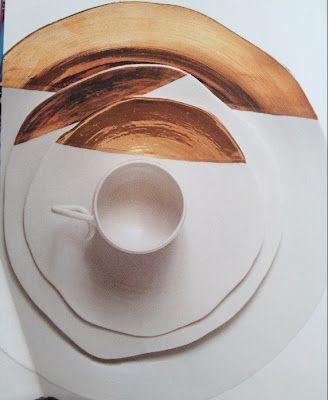 BELLE VIVIR: Interior Design Blog | Lifestyle | Home Decor: Gold Fondue
