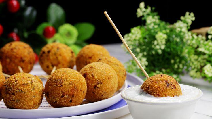 Potato Lollipop Recipe in Urdu & English available at Sooperchef.pk. Learn How to make Potato Lollipop Recipe at home by watching Potato Lollipop Videos.