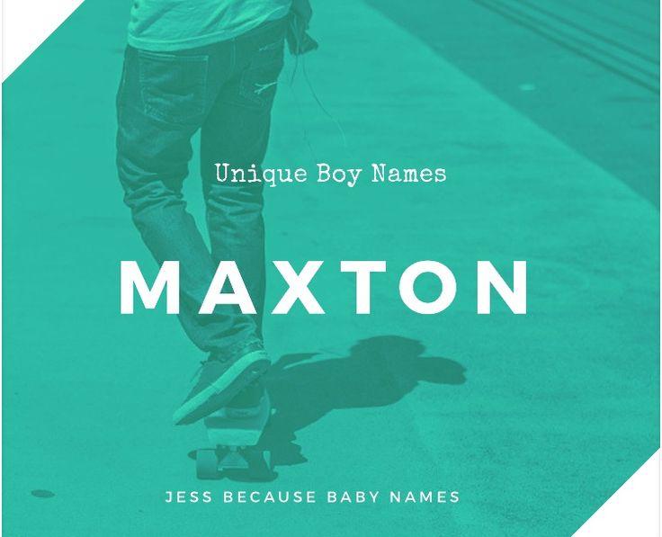 Unique Boys Names Creative Boy Baby Jess Because