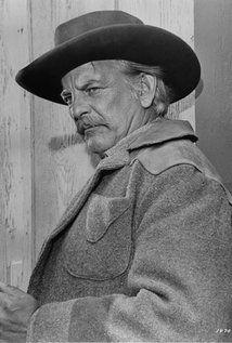 Denver Pyle played Blackie Callahan - 1990
