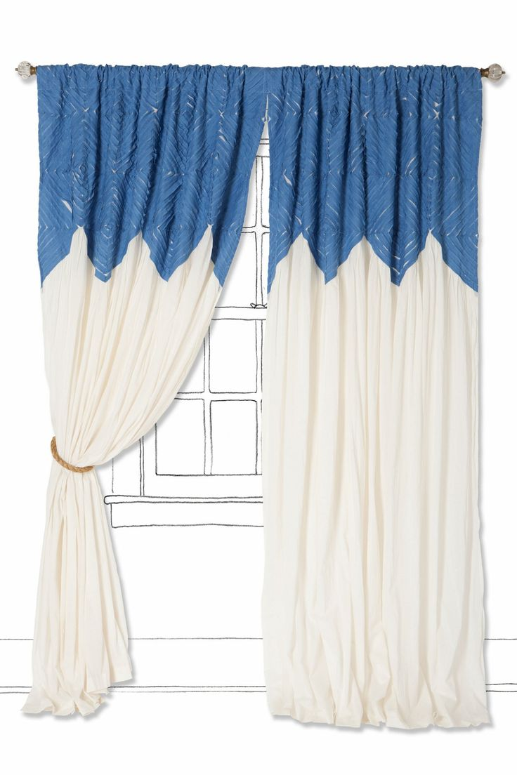 73 best curtains and drapes images on Pinterest | Blinds, Beach ...