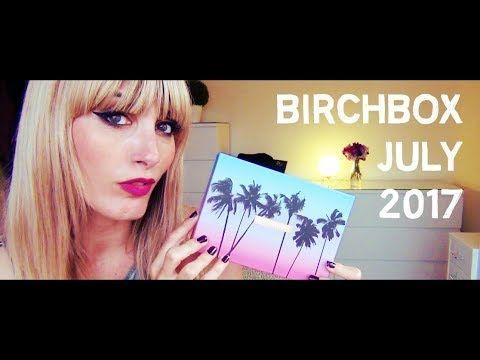 MichelaIsMyName: Birchbox July 2017 | MICHELA ismyname ❤️