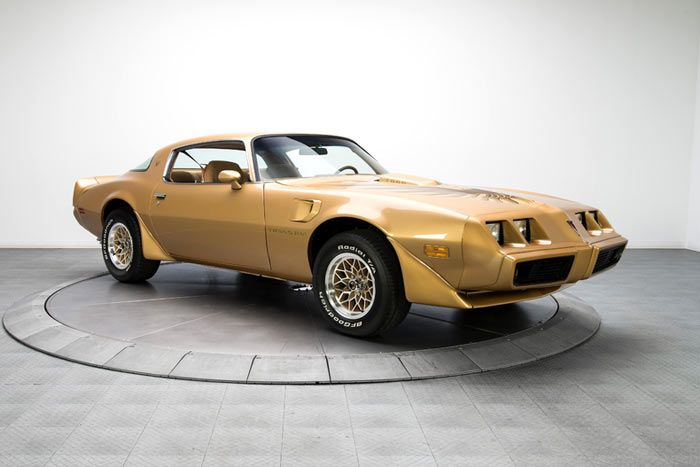 Restored 1979 Pontiac Firebird Trans Am 403 3 Speed Click to Find out more - http://fastmusclecar.com/restored-1979-pontiac-firebird-trans-am-403-3-speed/ COMMENT.