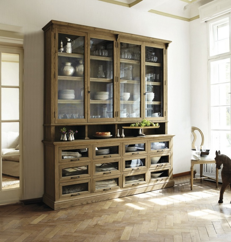 Eichenschrank, Oak Cabinet; Mirabeau (With Images