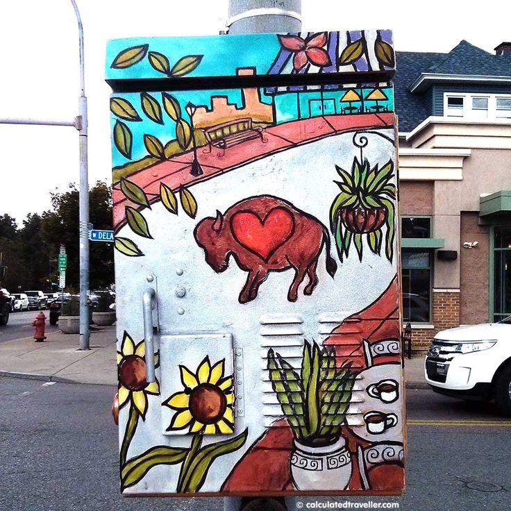 Street Art in Buffalo NY - Photo Essay