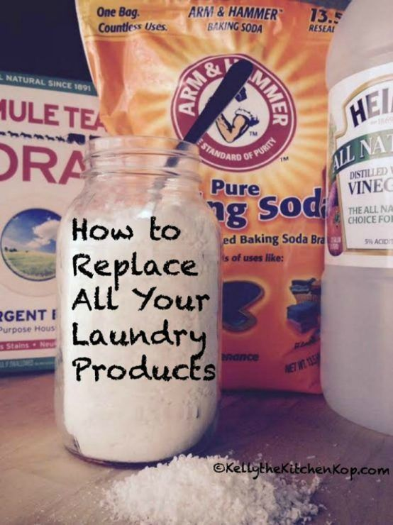 Commercial laundry products are nasty pollutants to the environment, our homes, & our bodies, try this DIY laundry soap & other laundry replacements!