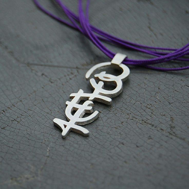 BIEL. Penjoll. Colgante. Pendant. Pequeñas joyas, grandes detalles. Small jewels, great gifts. www.argentumwords.com