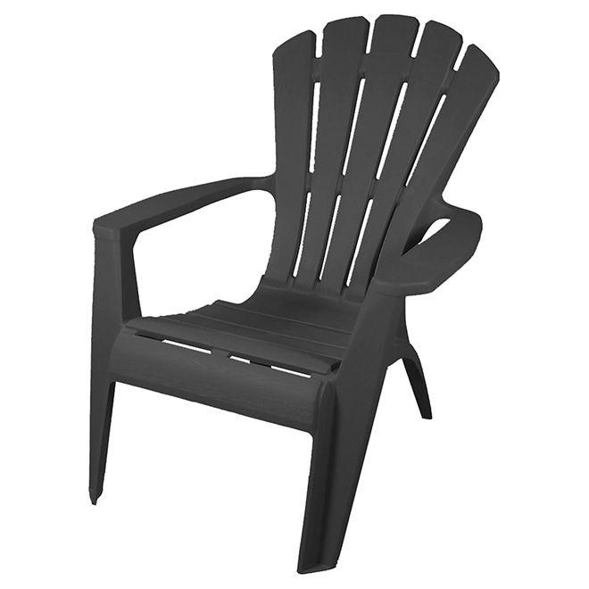 Attirant Chaise «Adirondack» · Plastic Adirondack ChairsRocking ...