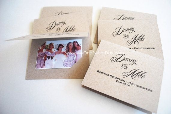 Photobooth Photo-Strip for POLAROID Picture Holders Wedding Party Favor Rustic Woodsy Theme on Etsy, $1.77 AUD