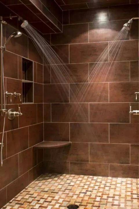 M s de 25 ideas incre bles sobre ducha doble en pinterest - Ducha doble ...