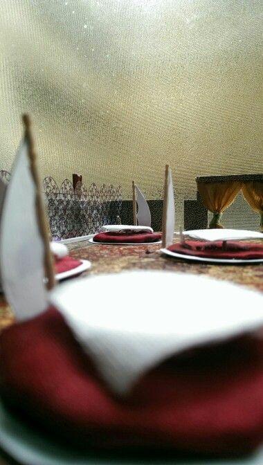 Arabian style hotel (modl)