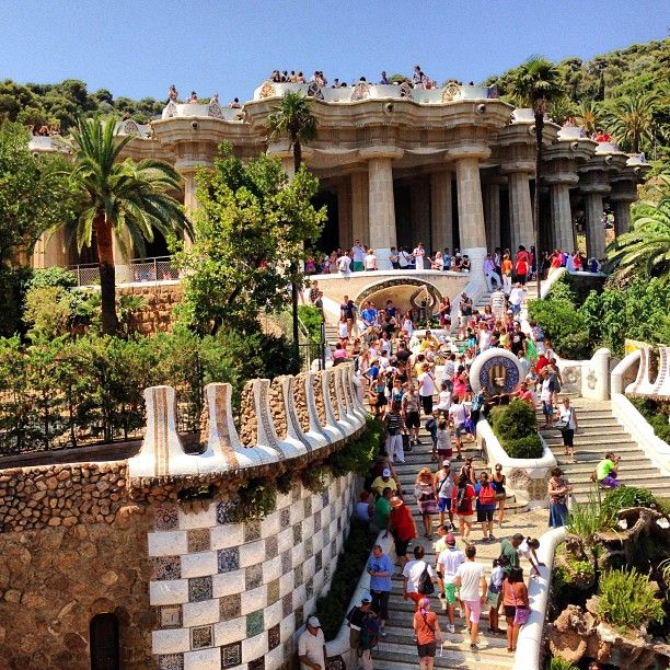 Travel In Spain Barcelona Architecture Tour: 15 Best Day Itineraries: Two Days In Barcelona 2.0 Images
