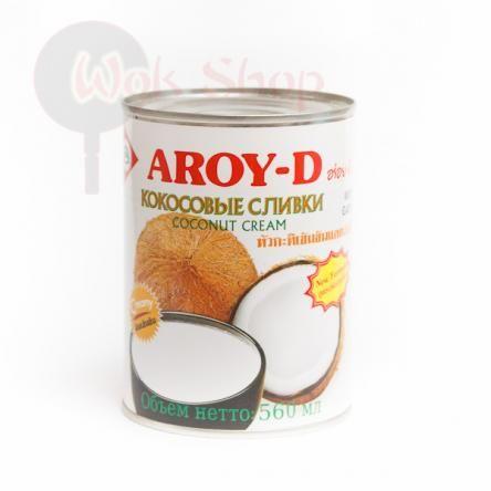 Кокосовые сливки (560мл, 70%)