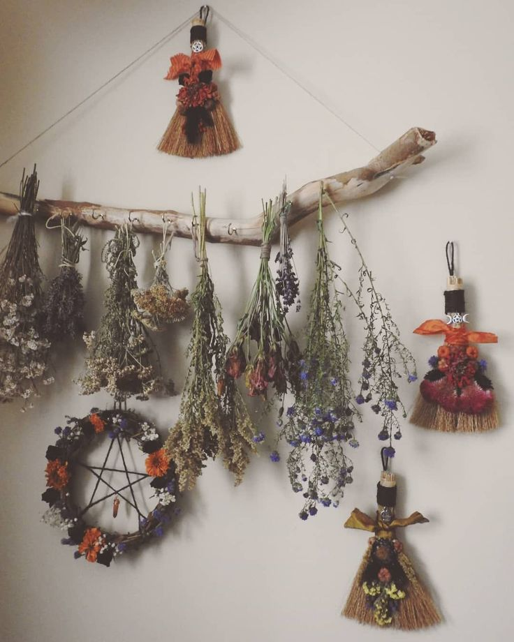 Former Wiccan decor Witchy decor Witch decor