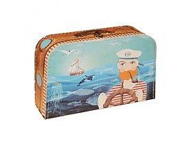 Kufřík námořník velký