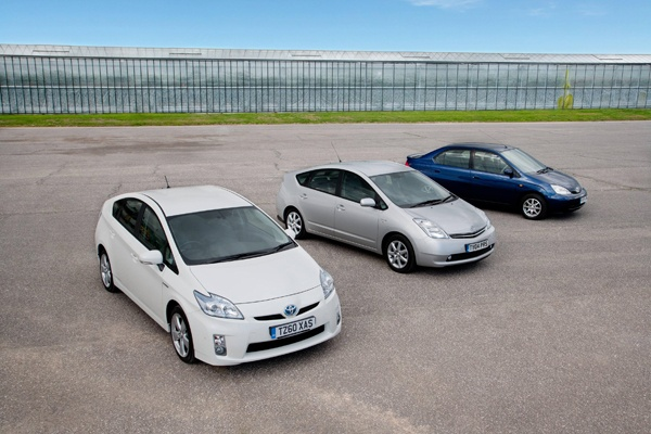Prius: From Curio To Icon
