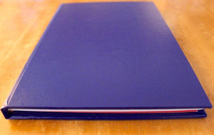 Day 1 #journal #notebook #handmade