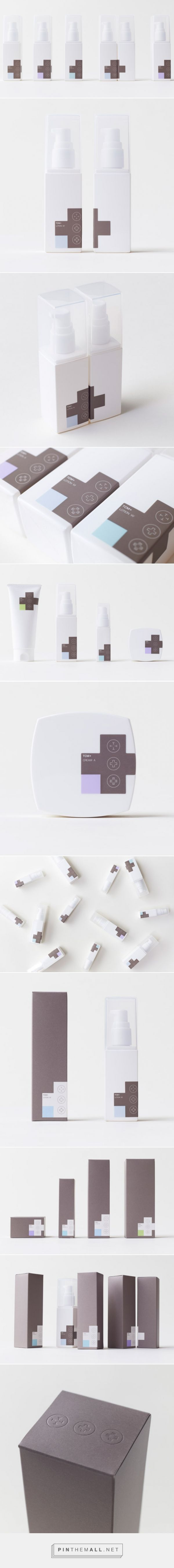 Nendo designs identity packaging for skincare based on Chinese medicine curated by Packaging Diva PD. Simplicity in branding at it's best.