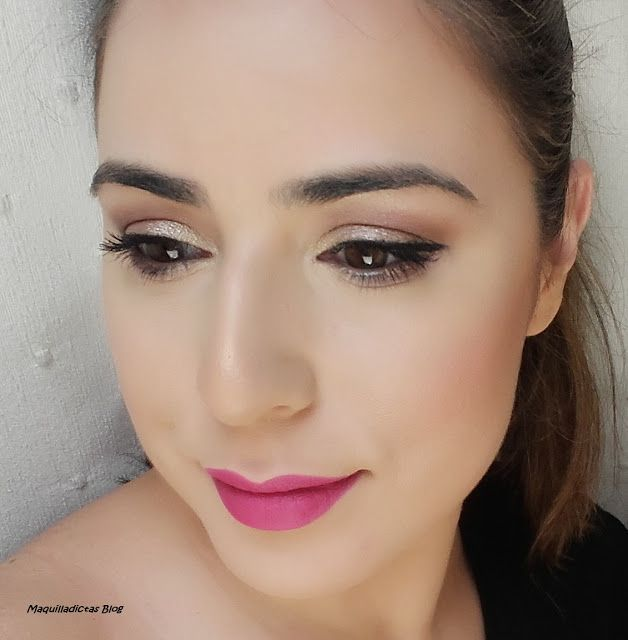 Maquilladictas: Look dorado y berenjena #maquillaje #makeup #tutorial