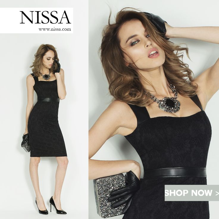 www.nissa.com  #nissa #style #outfit #fashion #look #necklace #colier #dress