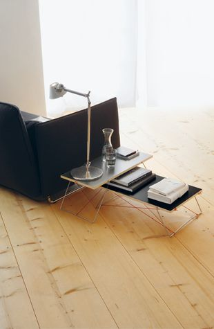 German Designer Matthias Ferwagner Has Created The Paul U0026 Paula Side Tables  For German Furniture Company Nils Holger Moormann.