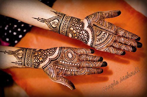 Henna for Sumeyya
