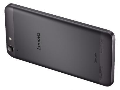 """Smartphone Lenovo Vibe K5 16GB Preto e Grafite - Dual Chip 4G Câm. 13MP + Selfie 5MP Tela 5"""" com as melhores condições você encontra no Magazine Tonyroma. Confira!"""