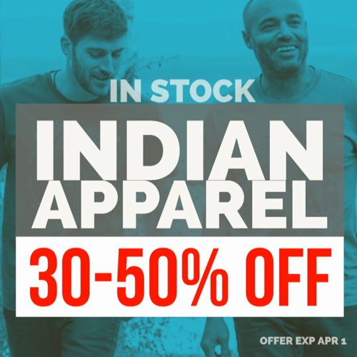 Look the part with the latest Indian apparel. Supple leathers and warm cotton make up the high-end Indian apparel line that holds up and keeps that classic biker look that only Indian Motorcycle provides. Build your Indian this wardrobe this month for 30-50% off. https://video.buffer.com/v/5a99bc6df44702b85d887c76