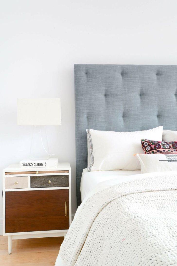 Porte En Tete De Lit interior design:tete de lit tissu choisir une tête lit en