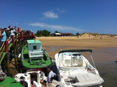 Station balnéaire populaire, les plages de Santander sont souvent bondées en été. Direction El Puntal pour une escapade tranquille en famille à la mer