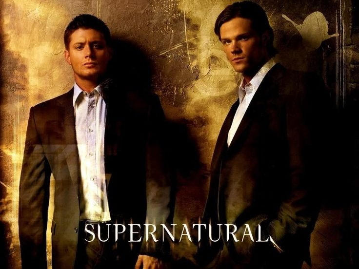 Sam and Dean Winchester #Supernatural #TV #TVshow #great #show #drama #iconic #funny