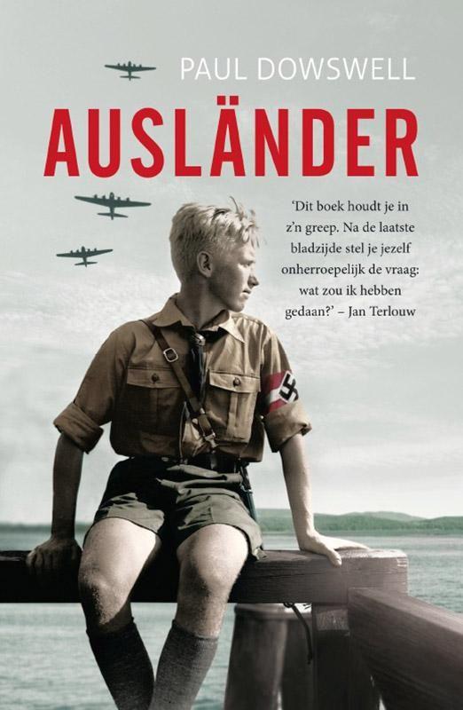 Auslander | Berlijn 1941 : het kloppende hart van het naziregime. Pjotr, met zijn blauwe ogen en lichtblonde haren, ziet eruit als de ideale Arische jongen op de Hitler Jugendposter. Hij heeft niets te vrezen. Of toch wel?