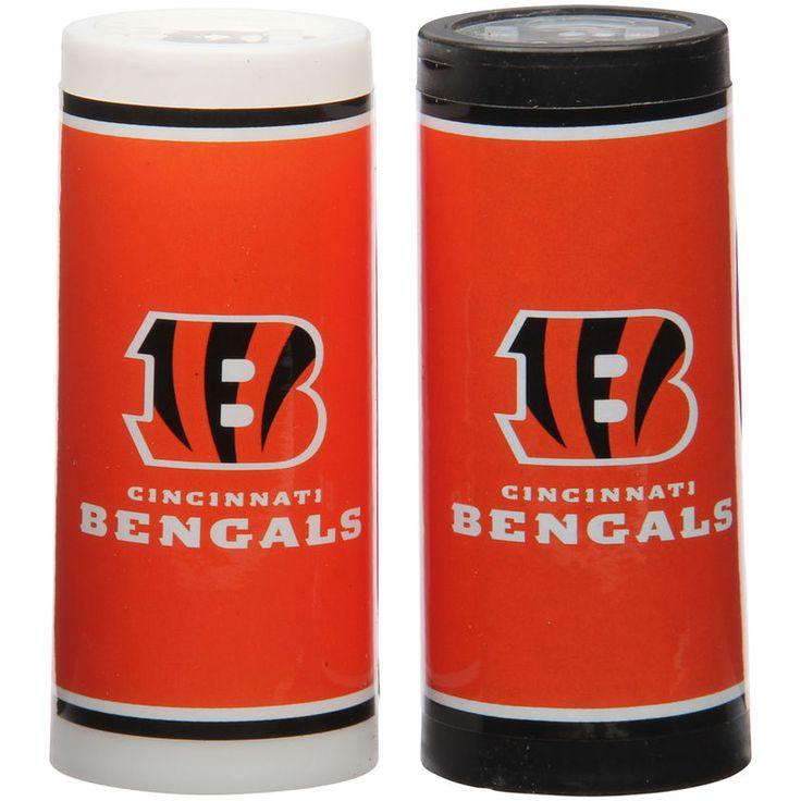 Cincinnati Bengals Salt & Pepper Shakers