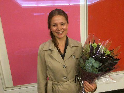 Psykolog Kristina Moberg.