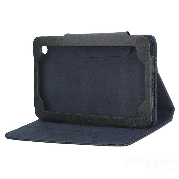 Luxury Leather Case With Folding Stand For Romas Lenovo A3000 Tablet…