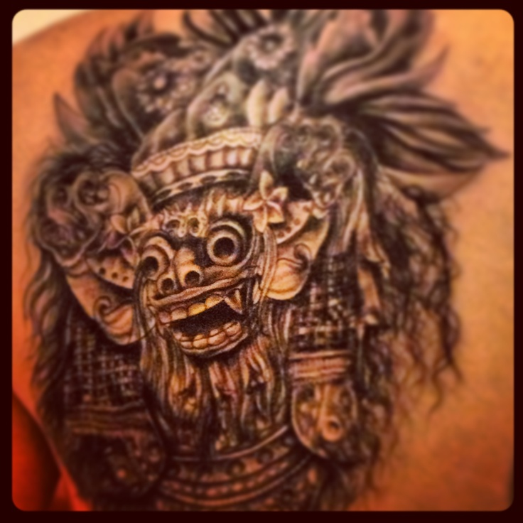 barong bali wonderful indonesia ontel coffee tattoo pinterest coffee and bali. Black Bedroom Furniture Sets. Home Design Ideas