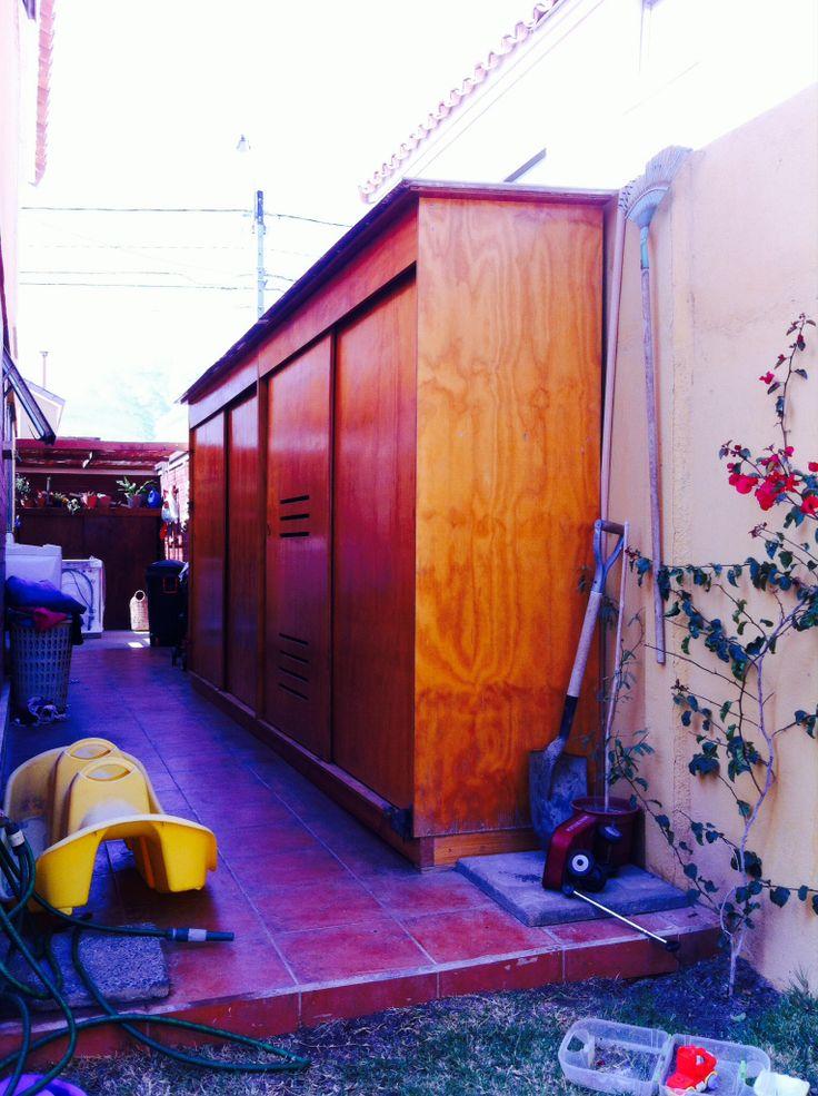 Bodega para jardin cocina y jardin pinterest patios - Decoracion de bodegas y merenderos ...
