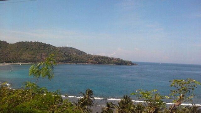 What a beautiful island.. Lombok ^^