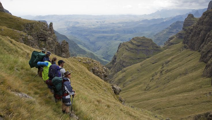Six challenging wilderness hikes