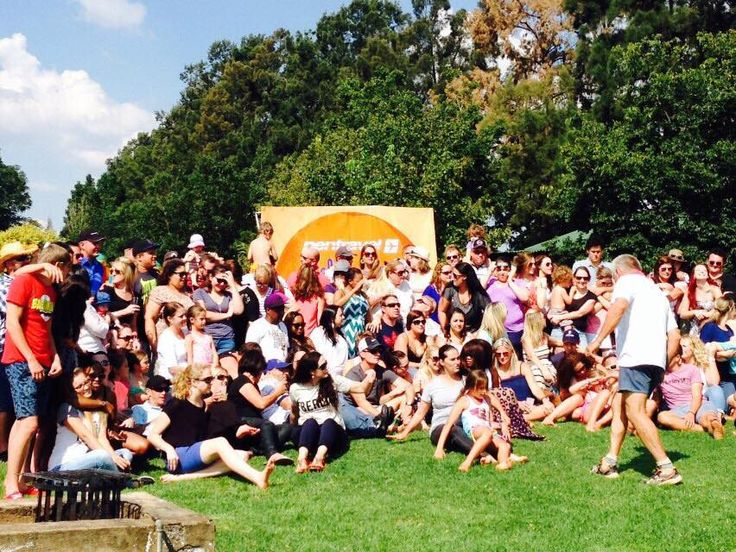 Great day with Pentravel for their Family & Friends Day!
