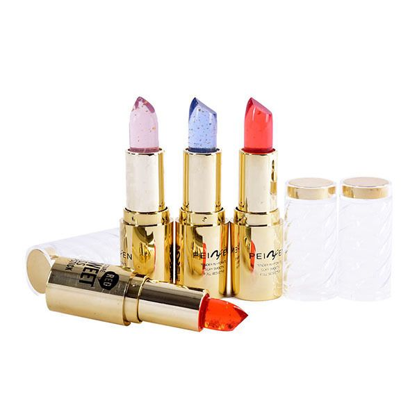Magic Color Jelly Lipstick Long Lasting Lip pencil Crystal Moisture Makeup Rouge #Unbranded