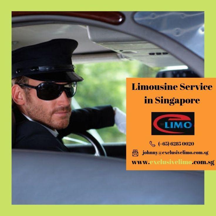 Limousine Service in Singapore