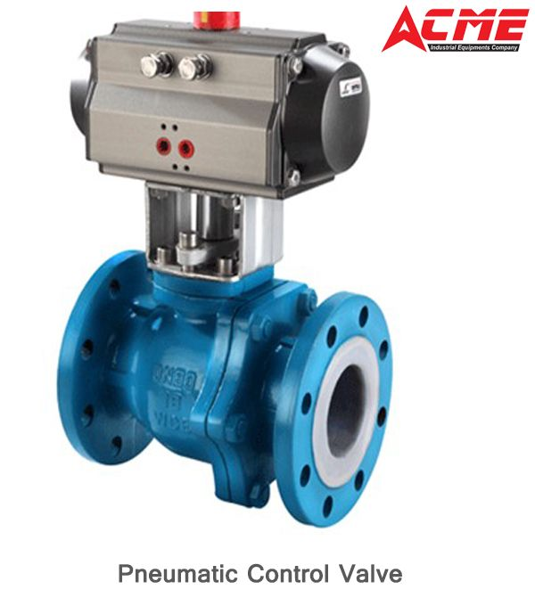 Using the advance technology, ACME Flow Control engaged in offering a wide assortment of Pneumatic Control Valve to our clients at suitable prices and these products are extensively used to control conditions such as flow and pressure. These products are highly durable, reliable, easy to use and known for their effective performances. For more info visit us https://goo.gl/dgVLhG Call us  9908082672 #valves #pneumatic #pneumaticvalves #boilercompreesion #fittings #controlvalves